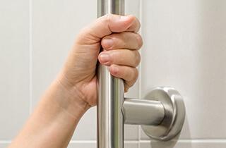 Bathroom Safety and Grab Bars